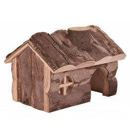 Trixie Natural Living Hendrik Wooden Small Animal House, 15 x 11 x 12cm