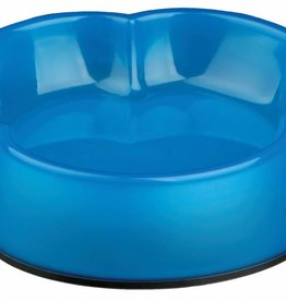 Trixie Plastic Anti Skid Cat Bowl, 12cm in Various Colours
