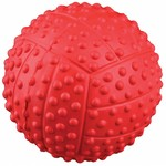 Trixie Sport Ball Rubber Dog Toy, 5.5cm