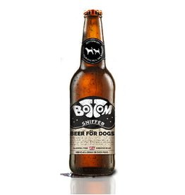 Woof&Brew Bottom Sniffer Beer for Dogs 330ml