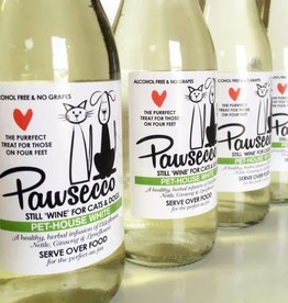 Woof&Brew Pawsecco White Wine for Cats and Dogs 250ml