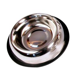Rosewood Non Slip Stainless Steel Spaniel Bowl, 1 litre