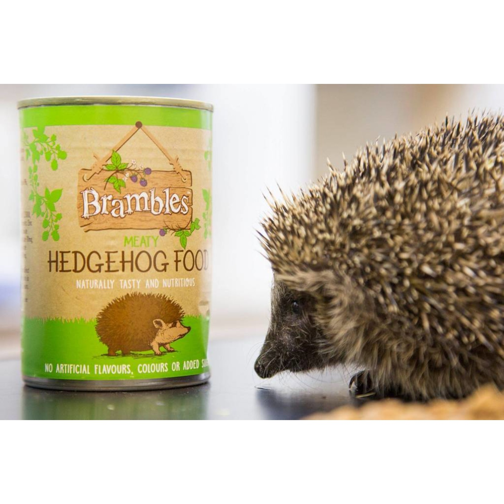 Brambles Meaty Hedgehog Food 400g