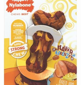 Nylabone Flavour Chew Ham & Cheesy Potato Dog Chew