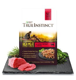 natures menu True Instinct High Meat Fillets Adult Cat Wet Food Pouch, 70g
