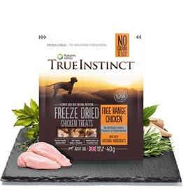 natures menu True Instinct Freeze Dried Adult Dog Treat 40g