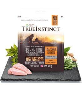 natures menu True Instinct Freeze Dried Adult Cat Treat 40g