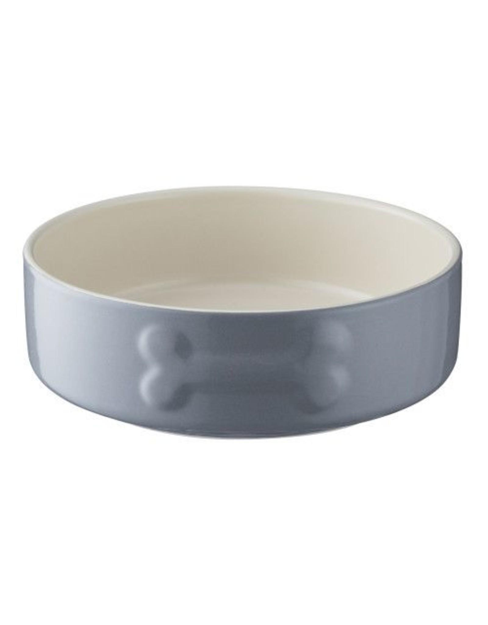 Mason Cash Colour Mix Stoneware Dog Bowl, 15cm 6inch