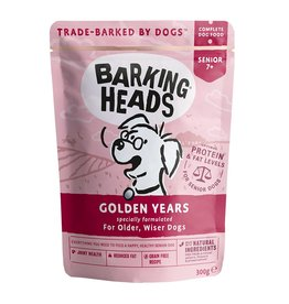 Barking Heads Golden Years Senior Wet Dog Food, 300g
