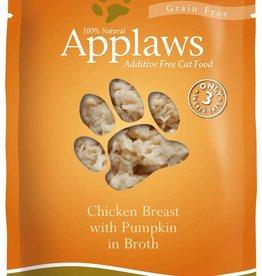 Applaws Cat Wet Food Pouch Chicken Breast & Pumpkin 70g