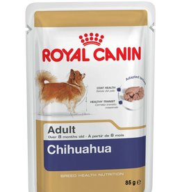 Royal Canin Chihuahua Adult Dog Wet Food Pouch 85g