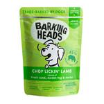 Barking Heads Chop Lickin' Lamb Adult Wet Dog Food, 300g