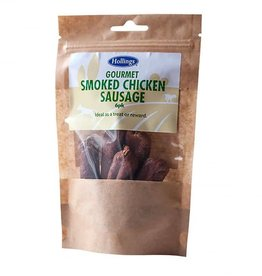 Hollings Gourmet Smoked Chicken Sausage Dog Treat 6 pack
