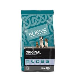Burns Original Dog Food, Lamb & Brown Rice