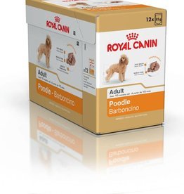 Royal Canin Adult Poodle Pouch Wet Dog Food 85g, Box of 12
