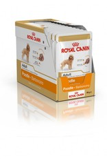 Royal Canin Poodle Adult Dog Food Wet Pouch, 85g, box of 12