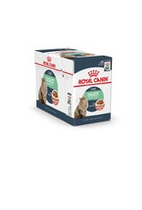 Royal Canin Digest Sensitive Adult Cat Wet Food Pouch with Gravy, 85g, box of 12