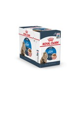 Royal Canin Light Weight Care Adult Cat Wet Food Pouch with Gravy, 85g, box of 12