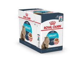 Royal Canin Feline Urinary Care Pouch in Gravy Wet Cat Food 85g, Box of 12