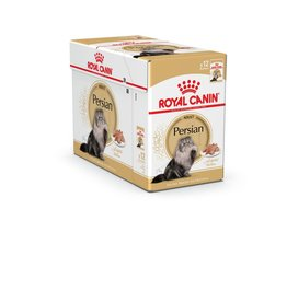 Royal Canin Persian Adult Cat Wet Food Pouch, 85g, box of 12