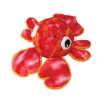 KONG Sea Shells Lobster Dog Toy, Medium - Large