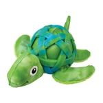 KONG Sea Shells Turtle Dog Toy, Medium - Large