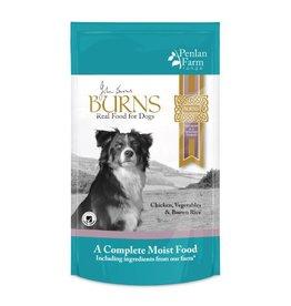 Burns Penlan Farm Dog Wet Food Pouch Complete Chicken Brown Rice & Veg 150g, Box of 12