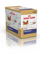 Royal Canin Chihuahua Adult Dog Wet Food Pouch 85g, Box of 12