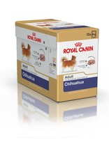 Royal Canin Chihuahua Adult Dog Wet Food Pouch, 85g, box of 12