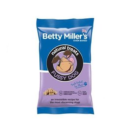 Betty Miller Gluten Free Natural Treats Fussy Dogs 100g