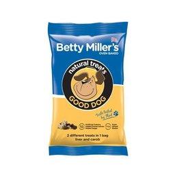 Betty Miller Gluten Free Natural Treats Good Dogs 100g