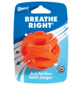Chuckit Breathe Right Fetch Ball Dog Toy, Medium 5.5cm