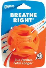 Chuckit Breathe Right Fetch Ball Dog Toy,Large 6.5cm
