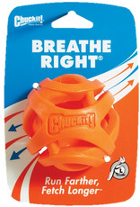 Chuckit Breathe Right Fetch Ball Dog Toy, Large 6.5cm