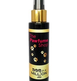 The Pawfume Shop Dog in a Million Designer Fragrance Spray for Male Dogs, 100ml