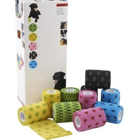 Kruuse Fun-Flex Pet Bandage 10cm