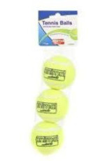 Animal Instincts Tennis Ball Dog Toy, 3 pack