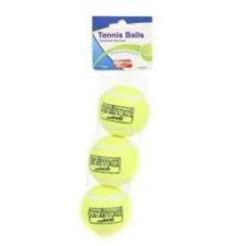 Animal Instincts Tennis Ball pack of 3