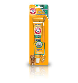 Arm & Hammer Enzymatic Dog Toothpaste & Brush Set