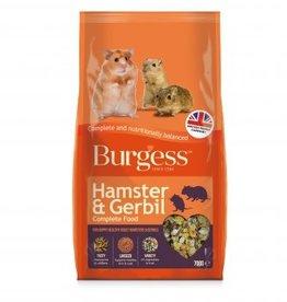 Burgess Hamster & Gerbil Complete Food 700g