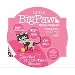 Little BigPaw Gourmet Atlantic Tuna Mousse Cat Wet Food, 85g