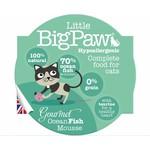 Little BigPaw Gourmet Ocean Fish Mousse Cat Wet Food, 85g