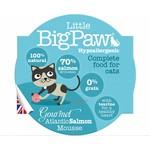 Little BigPaw Gourmet Atlantic Salmon Mousse Cat Wet Food, 85g