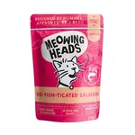Meowing Heads So-fish-ticated Salmon Adult Cat Wet Food, 100g