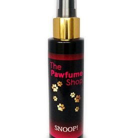 The Pawfume Shop Snoop! Designer Fragrance Spray for Male Dogs, 100ml