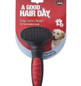 Mikki Grooming Easy Clean Slicker
