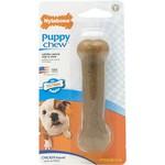 Nylabone Puppy Chew Bone Chicken Dog Toy