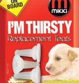 Mikki Nursing Kit Replacement Teats