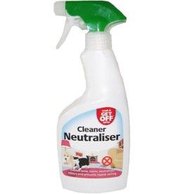 Get Off Wash & GET OFF Spray Cleaner Neutraliser 500ml