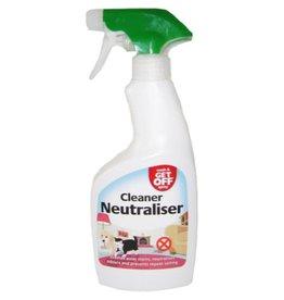 Get Off Wash & GET OFF Spray Cleaner Neutraliser, 500ml
